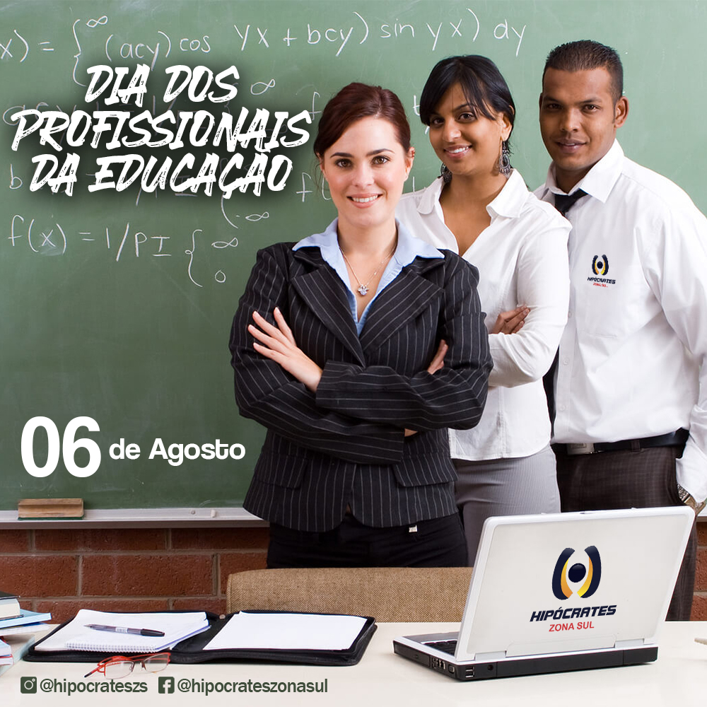 Dia dos Profissionais da Educação